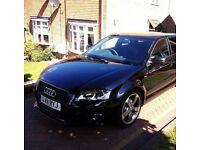Audi A3 Sportback Black Edition - stronic