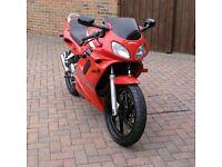 Honda NSR125R Foxeye Sports 2001 Genuine bike Excellent