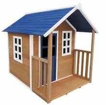 Fantastic Outdoor Wooden Cubby Playhouse w/Veranda Cairnlea Brimbank Area Preview