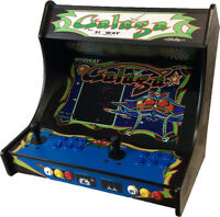 New Bartop Arcade Cabinet with 3600+ games and 90 Day Warranty.
