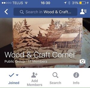 Wood & Craft corner  St. John's Newfoundland image 1