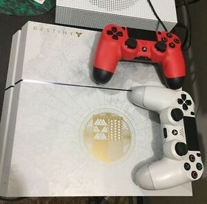 [PS4] Limited edition destiny console with ps vita