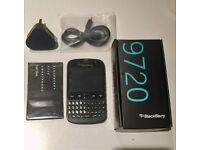 Brand new / refurb blackberry 9720 curve boxed with accessories! Wholesale!