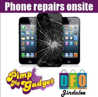 Mobile phone, iPhone, iPad, iPod & Tablet screen repairs Jindalee Brisbane South West Preview