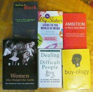 Sociology and Marketing Books - Good Condition