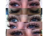 VM Beauty eyelash extensions