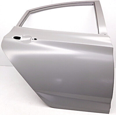 OEM Hyundai Accent Rear Right Passenger Door Shell 77004-1R400 Right Rear Door Shell
