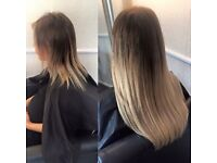 FULL HEAD HAIR EXTENSIONS AND FITTING £170 !!! Inbox on gumtree to book ! Or find on FB !!!