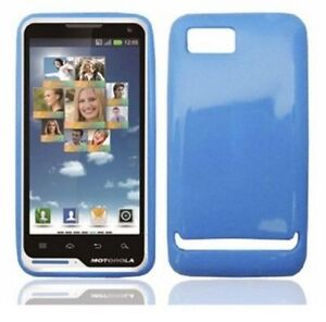 Soft Gel Case Cover For Motorola Motoluxe XT615