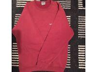Vintage Nike sweatshirt/jumper size XL