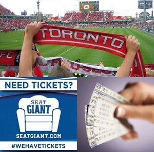 TORONTO FC VS SEATTLE MLS FINALS TICKETS