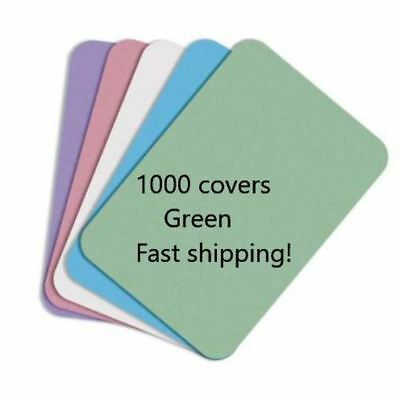 Quality Green Defend Disposable Tray Covers 8.5 X12.25 1000 Box Dental Tattoo