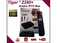 Digital Satellite Receiver TIGER Z280 plus