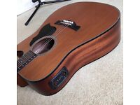 Crafter Acoustic/Electric Guitar - LITE Series