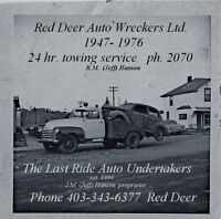 ***THE LAST RIDE AUTO UNDERTAKERS***403-343-6377
