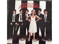 Blondie 12ins Vinyl Parallel Lines