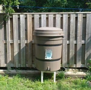 330 L Rain Barrel
