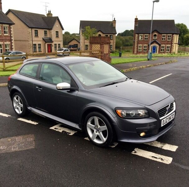 2009 volvo c30 r design in omagh county tyrone gumtree. Black Bedroom Furniture Sets. Home Design Ideas