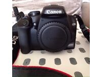 Canon EOS 1000D like new
