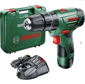 BOSCH 10.8VOLT CORDLESS DRILL FOR SALE