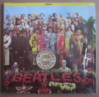 The BEATLES - Sgt. Pepper's Lonely Hearts Club Band VINYL RECORD