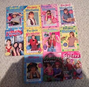 11 Full House books