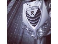 Peugeot speedfighter 2 50cc