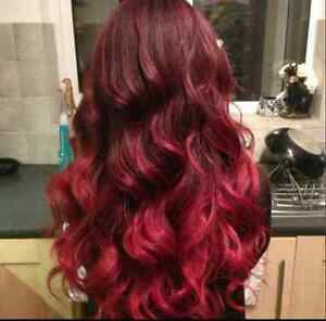 HAIR EXTENSIONS STARTING AT $250 ALL WEEK! CALL TODAY,DONE TODAY London Ontario image 2