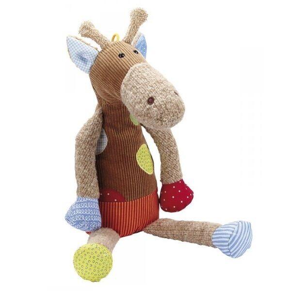Sigikid Giraffe Sweety 38428 Spielfigur Stofftier Kuscheltier Neu & Ovp