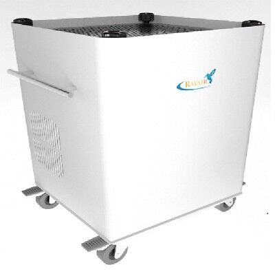 Pet & Care Home Air Purifier, Dust, Fume & Odour Extractor and Air Filter Ravair
