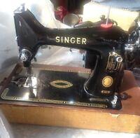 Singer 99K. Vintage.