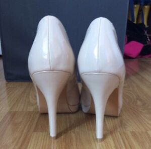Size 10 Nude Heals- from Call it Spring  Kingston Kingston Area image 3