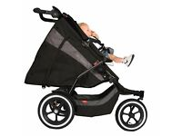Phil n Ted Double Buggy Explorer