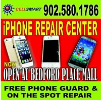 PHONES  REPAIR  CENTER - BEDFORD  PLACE  MALL