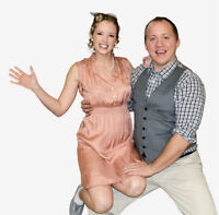 Easy & FUN dance lessons for all the weddings this summer!
