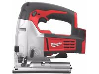 Milwaukee 2645-20 M18 -Volt Lithium-Ion Cordless Jig Saw 2016 (Tool-Only) Boxed