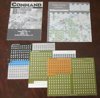 Battle of the Bulge (1965) Combat Simulation Game UNPUNCHED!