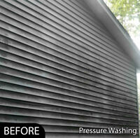 EXTERIOR HOUSE WASH SERVICE - WE ARE TRUSTED PROFESSIONALS