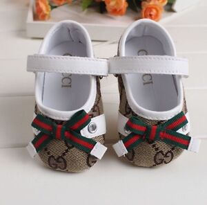 New Gucci Baby Shoes