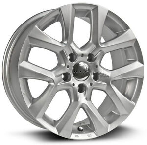 Roues (Mags)  4 saisons RTX OE Tangent argent 17 po. 5-120 BMW