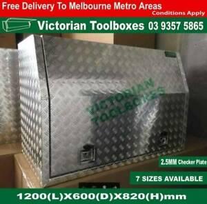 1200mm long toolbox