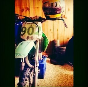 2002 kx 65 with a big bore kit