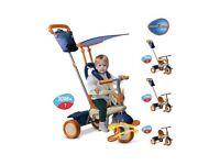 Unisex 4 In 1 SmartTrike / Smart Trike / Bike