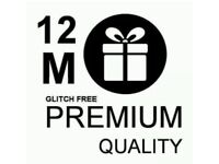 12 gif months open box