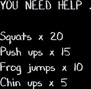 You Need Help Personal Training Holden Hill Tea Tree Gully Area Preview