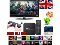 MXQ Pro S905 Quad Core TV Android Box