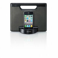 Sony RDPM5IP 30-Pin iPhone/iPod Portable Speaker Dock