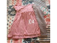 Girls clothes age 3-4yrs