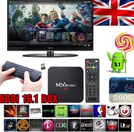 MXQ PRO S905 Android TV Box one of the best. With Kodi 16.1