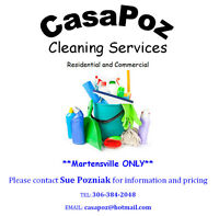 CasaPoz Cleaning Services